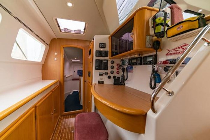 2006 Seawind 1160 Photo 10 sur 22