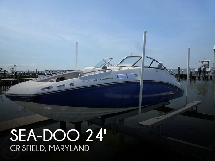 2011 Sea-Doo 230 SE Challenger Photo 1 sur 20