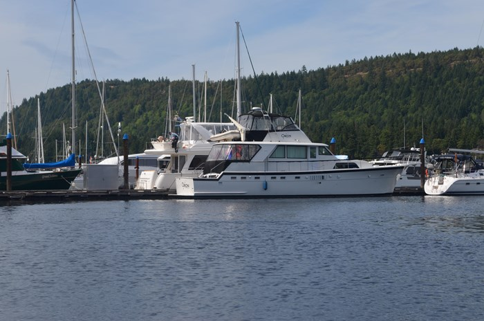 Hatteras Yacht Fisherman 1977 Used Boat for Sale in Vancouver, British  Columbia - BoatDealers ca