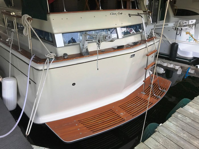 1968 Chris-Craft 42 COMMANDER Photo 4 sur 30