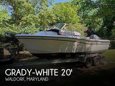 2001 Grady-White 208 Adventure Photo 1 of 20