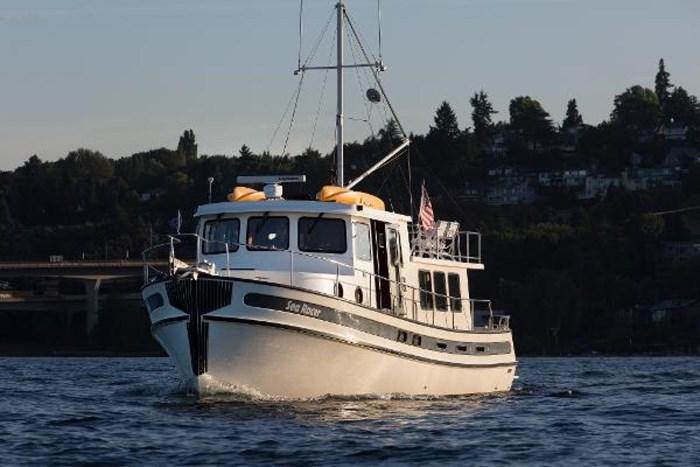 2002 Nordic Tugs 42 Photo 2 sur 33