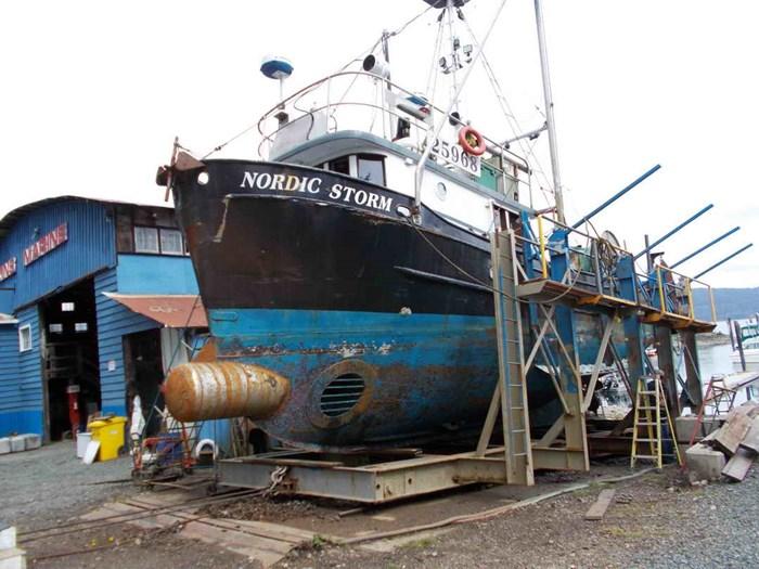 Trawler, Groundfish / Shrimp Boat