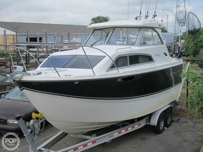 2012 Bayliner 266 Discovery Photo 2 sur 20