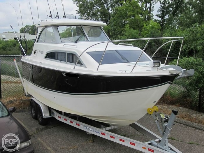 2012 Bayliner 266 Discovery Photo 13 sur 20