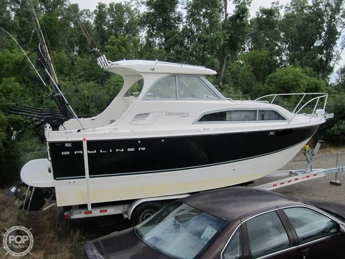 2012 Bayliner 266 Discovery Photo 15 sur 20
