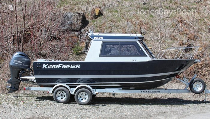 2018 Kingfisher 2225 Escape HT Photo 1 of 10