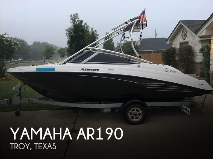2013 Yamaha AR190 Photo 1 sur 20