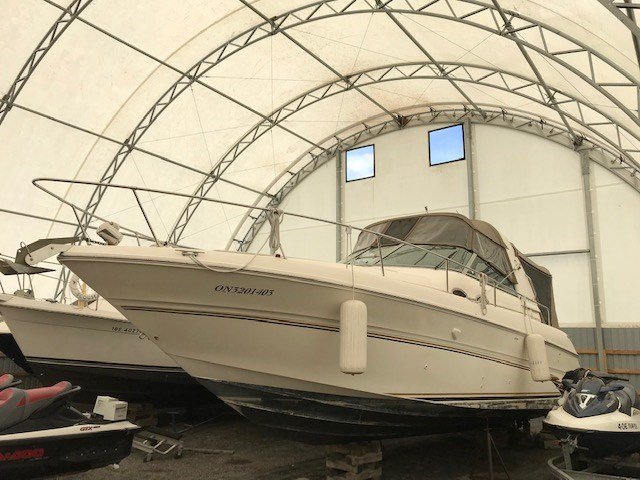 Sea Ray 310 Sundancer 1998 Used Boat for Sale in Kingston, Ontario -  BoatDealers ca