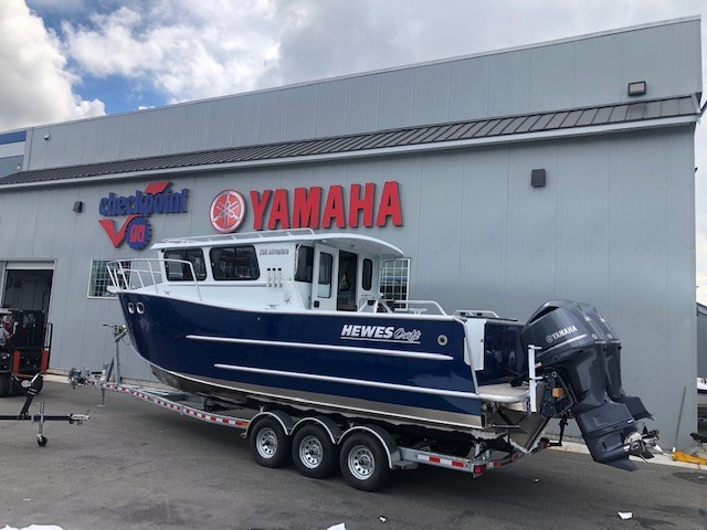 Hewescraft 290 Adventure 2019 New Boat for Sale in Port