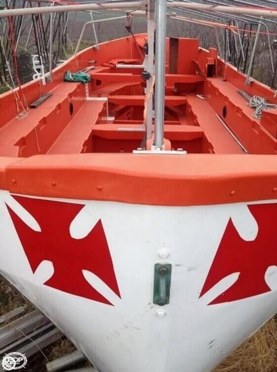 1986 LTM Lane Motor Launch Lifeboat Photo 6 of 22