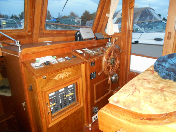 1979 Marine Trader Aft Cabin Photo 22 of 25