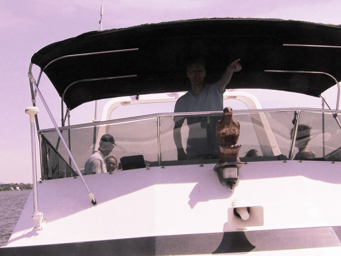 1985 CHB Oceania Sundeck Photo 11 of 52