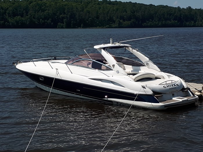 2002 Sunseeker Superhawk Photo 2 of 10