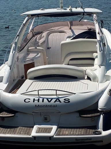 2002 Sunseeker Superhawk Photo 3 of 10