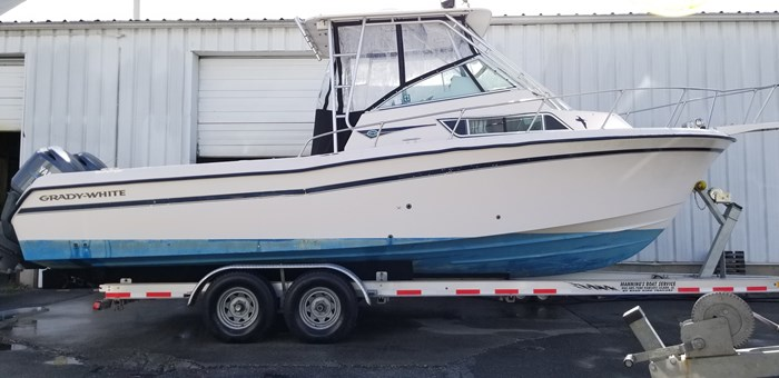 Grady-White 272 Sailfish 1999 Used Boat for Sale in Langley, British
