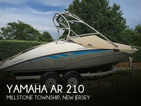 2015 Yamaha AR 210 Photo 1 sur 20