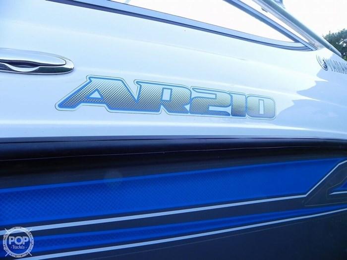 2015 Yamaha AR 210 Photo 3 sur 20