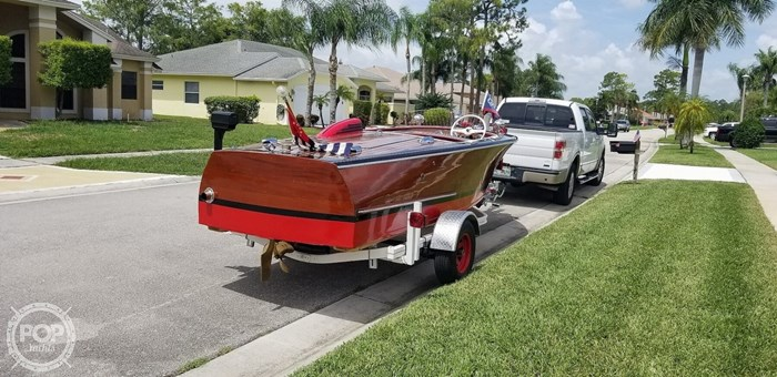 1948 Chris-Craft Custom Deluxe 17 Photo 13 sur 20