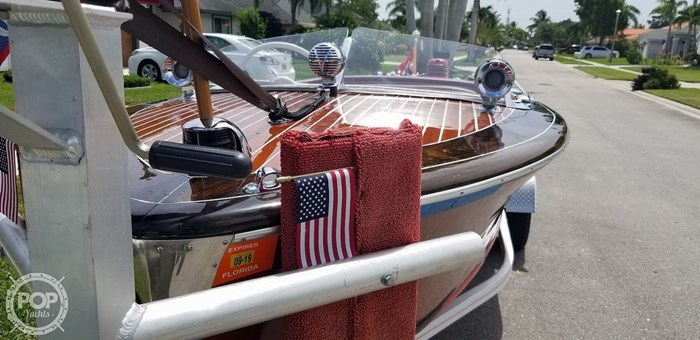 1948 Chris-Craft Custom Deluxe 17 Photo 18 sur 20