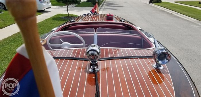 1948 Chris-Craft Custom Deluxe 17 Photo 20 sur 20