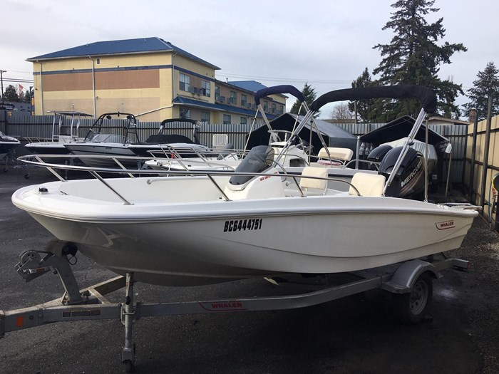 2019 Boston Whaler 160 Super Sport Photo 1 sur 15