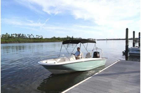 2019 Boston Whaler 160 Super Sport Photo 9 sur 15