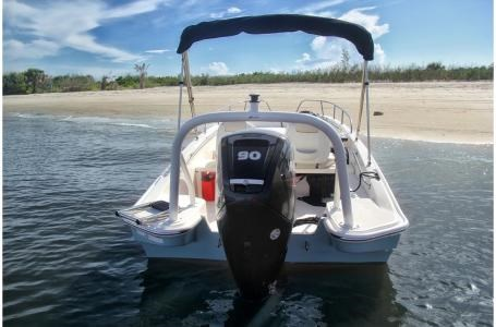 2019 Boston Whaler 160 Super Sport Photo 11 sur 15