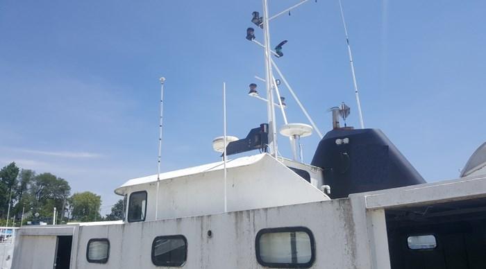 1945 65' x 20' Great Lakes Fishing Vessel 1945/1986 Photo 2 sur 13