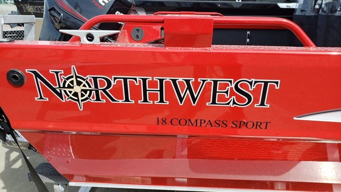 2019 Nothwest Boats 18 Compass Sport Photo 3 sur 7