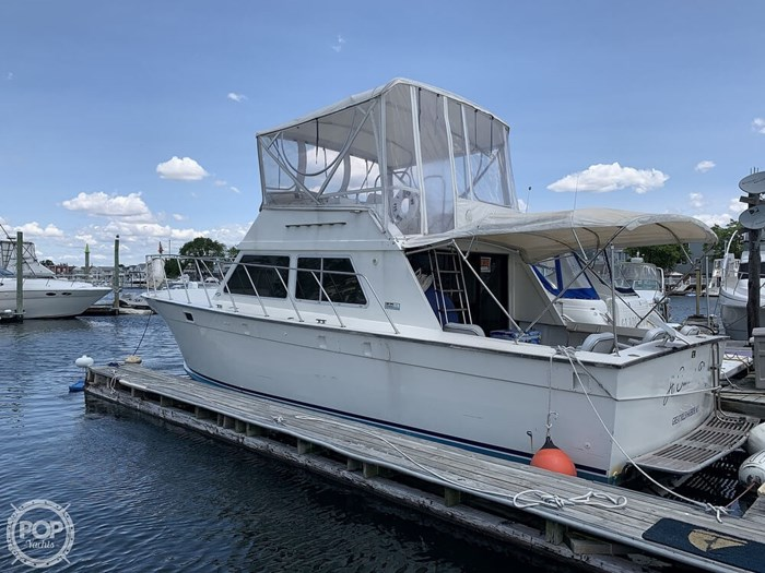 1972 Luhrs 38 Photo 6 of 20