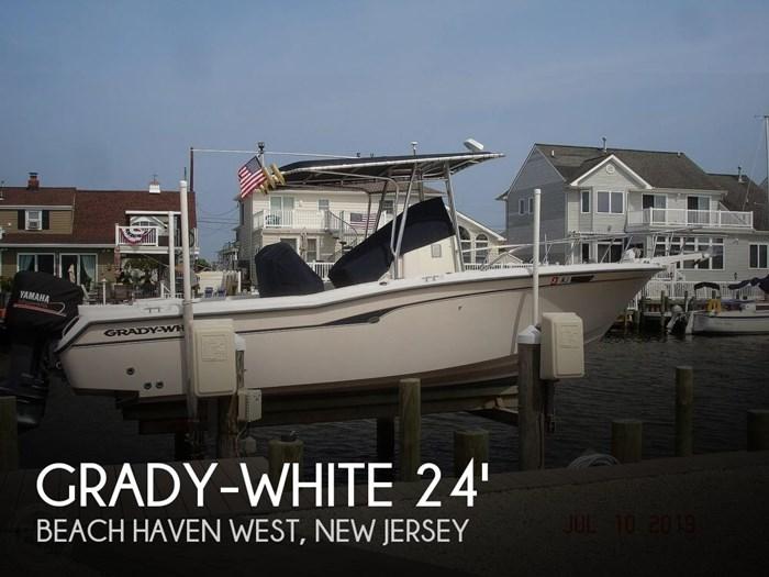2000 Grady-White 247 Advance Photo 1 of 20