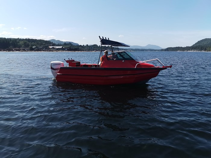 2019 Hypermode Hypermarine 600 targa Photo 5 of 11