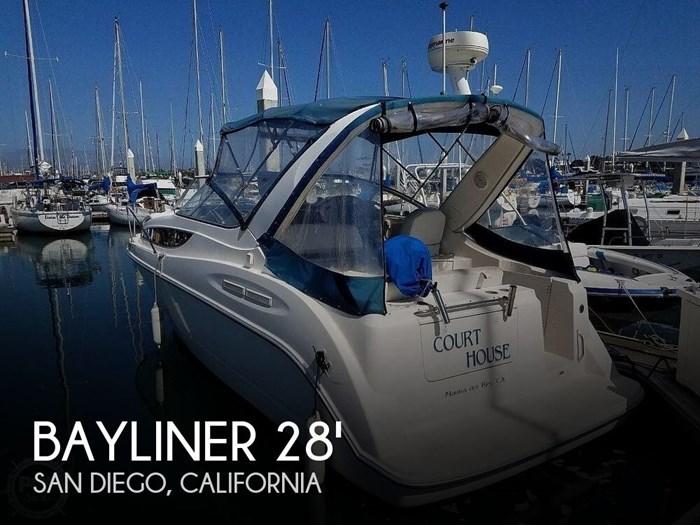 2003 Bayliner Cierra 2855 Photo 1 sur 20