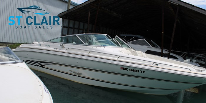 Sea Ray 280 Bowrider 2001 Used Boat for Sale in Port Lambton, Ontario -  BoatDealers ca