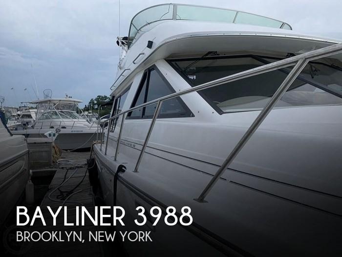 2001 Bayliner 3988 Photo 1 sur 20