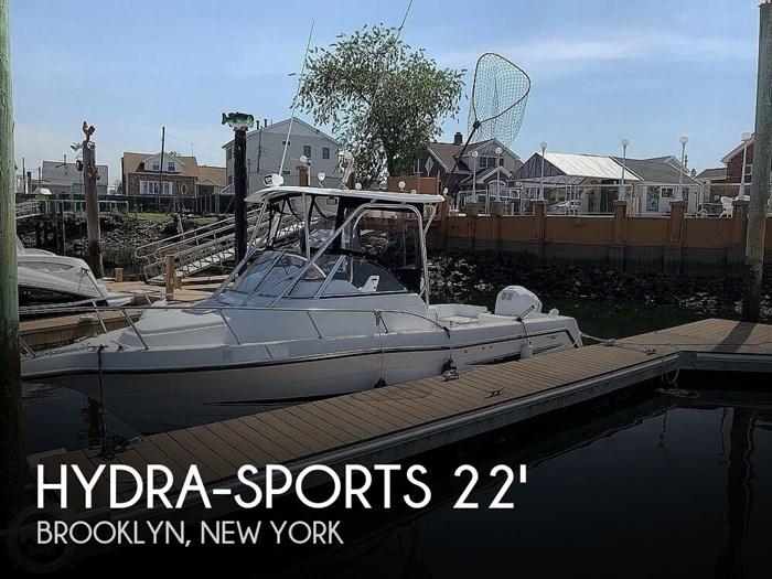 1997 Hydra-Sports Vector 2450 CC Photo 1 of 20