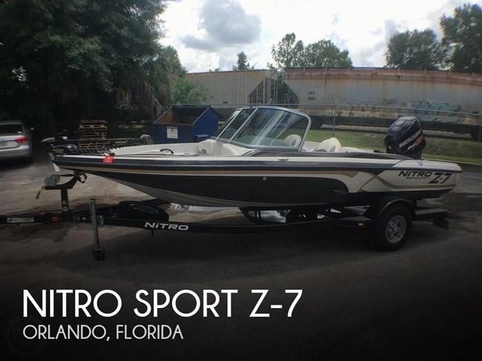 2015 Nitro Sport Z-7 Photo 1 of 20