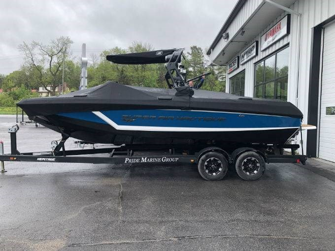 2019 NAUTIQUE SUPER AIR GS24 Photo 1 of 17