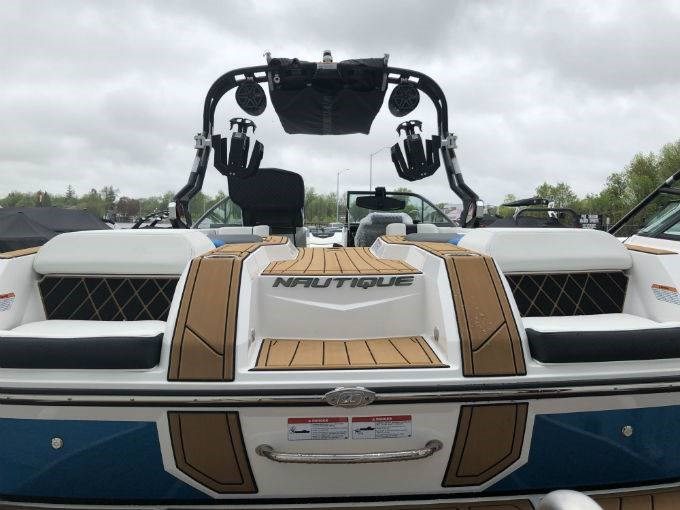 2019 NAUTIQUE SUPER AIR GS24 Photo 4 of 17
