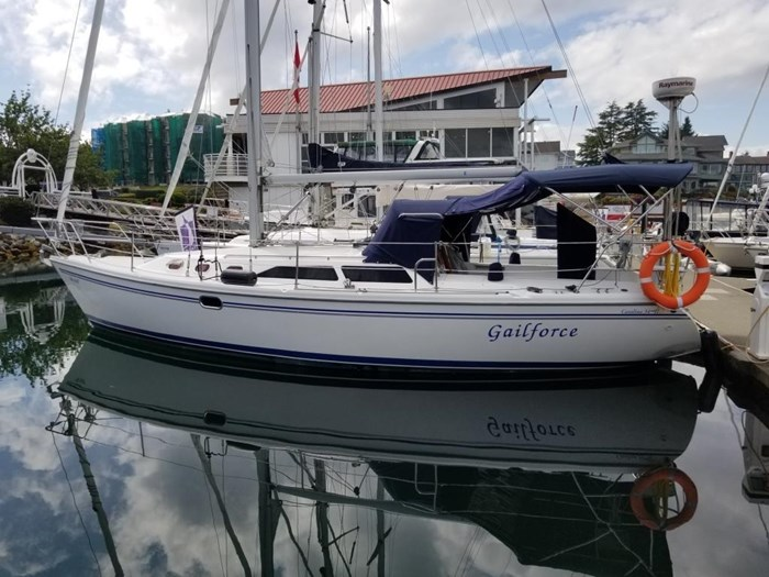 Catalina 34 MkII 2005 Used Boat for Sale in Sidney, British Columbia -  BoatDealers ca