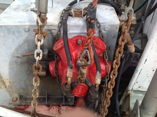 1979 Door Boat Shrimper.  Boat and/or License for sale Photo 7 of 9