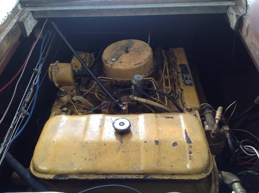 1979 Door Boat Shrimper.  Boat and/or License for sale Photo 4 of 9