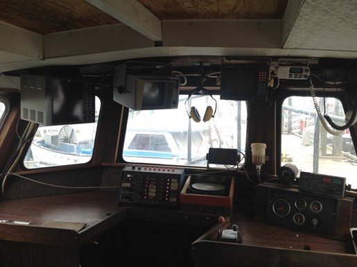 1979 Door Boat Shrimper.  Boat and/or License for sale Photo 9 of 9