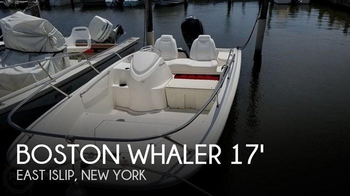 2016 Boston Whaler 170 Super Sport Photo 1 sur 20