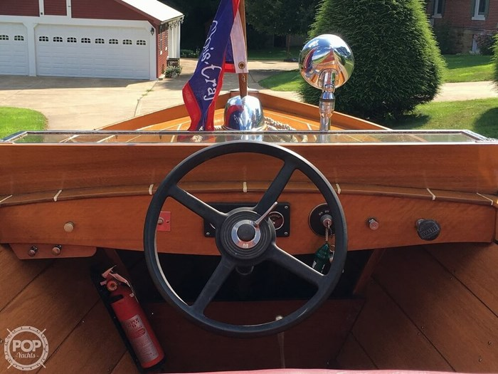 1936 Chris-Craft Utility Deluxe #507 Photo 7 sur 20
