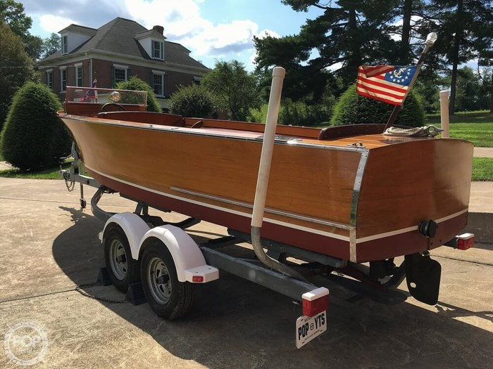 1936 Chris-Craft Utility Deluxe #507 Photo 12 sur 20