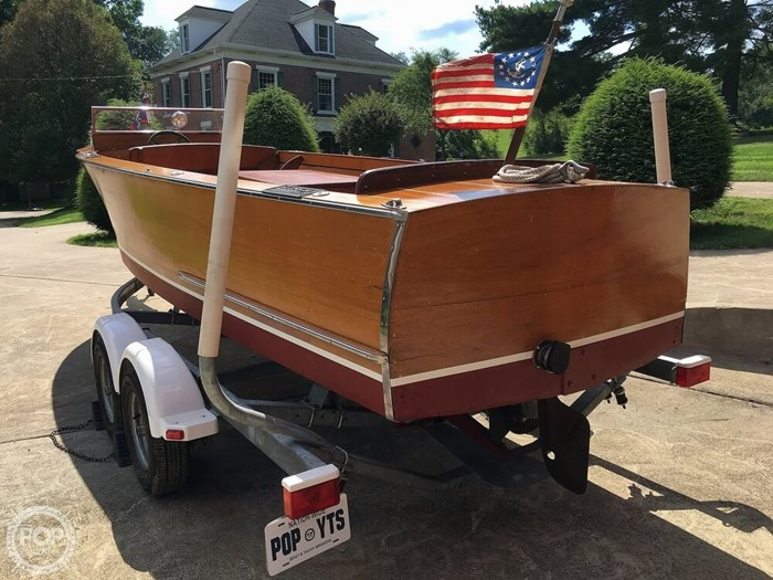 1936 Chris-Craft Utility Deluxe #507 Photo 13 sur 20