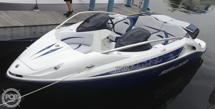 2008 Sea-Doo 200 Speedster Photo 5 sur 21