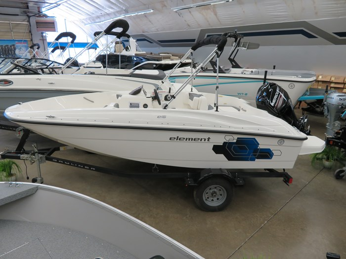 2019 Bayliner E16 Element Photo 1 sur 6